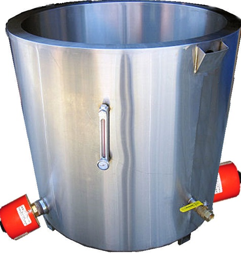 Soapmelters Sw 153 Soap Mixture Water Jacket Melter