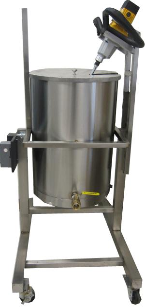 Soap Making Equipment Soap Equipment Oil Melting Tanks